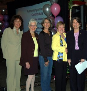 Ten at the Top in Tampa Bay Premiere Party - Renee Warmack and Trail Blazing women of Tampa Bay