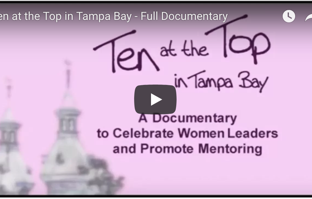 Ten at The Top in Tampa Bay Documentary – Premiere Party