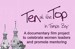 Renee Warmack's Production/Documentary: Ten at the Top in Tampa Bay - logo