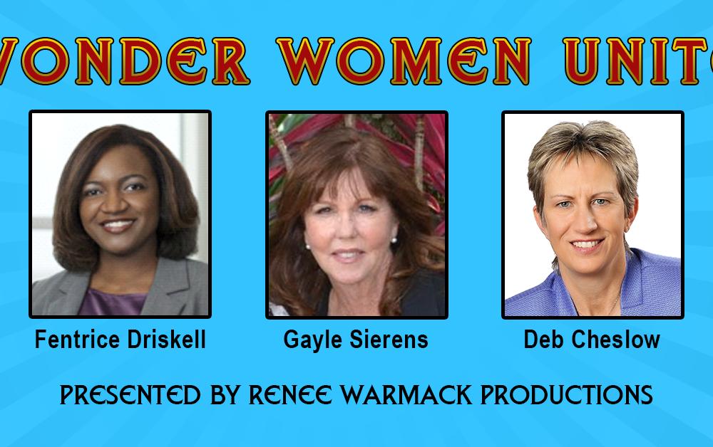 Wonder Women Unite