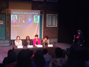 Women in America TODAY Event produced by Renee Warmack Productions - Erin Aebel, Melba Pearson, Jennifer Yeagley, Fawn Germer, Renee Warmack