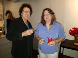 Women in America TODAY Event produced by Renee Warmack Productions - Lois Kessler, Teresa Davis