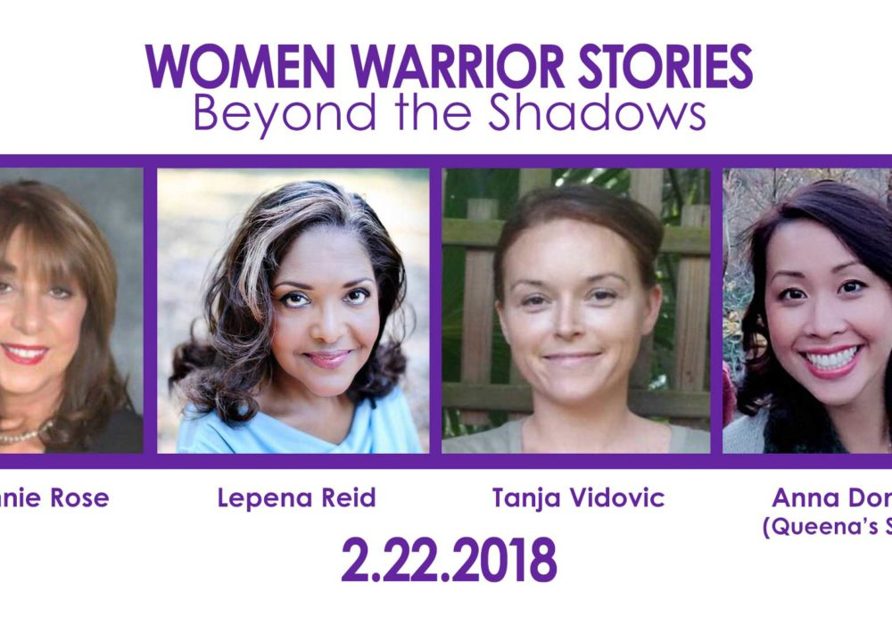 Women Warrior Stories: Beyond the Shadows